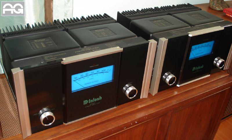 Mcintosh mc501 mc 501 finali monofonici occasione usato for Db annunci