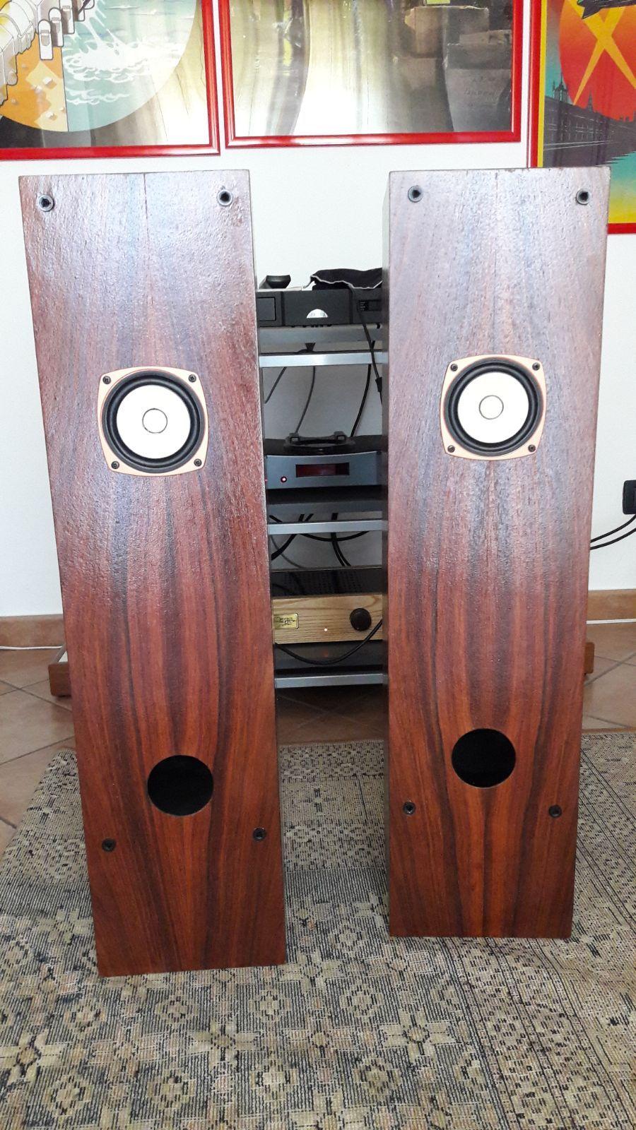 √ Fostex Fe103-sol in Petite Audiophile Occasione Usato