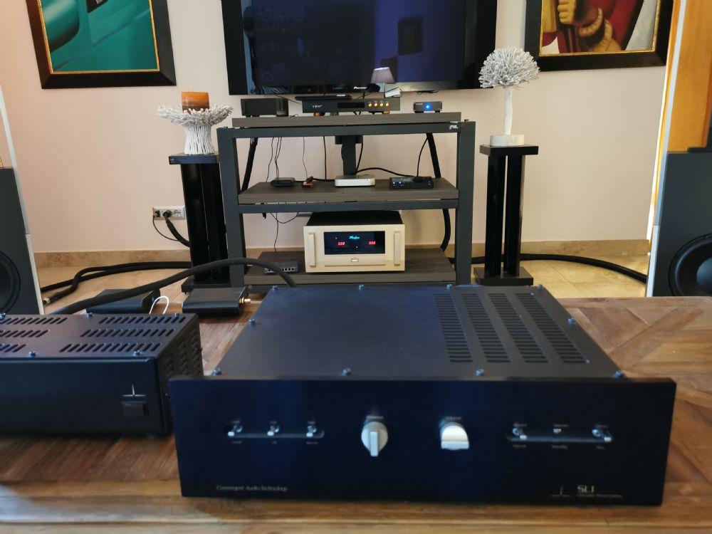 Cat Convergent Audio Technology Convergent sl1 ultimate mk2